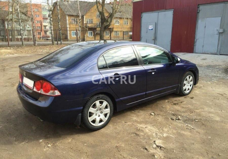 Honda Civic, Архангельск