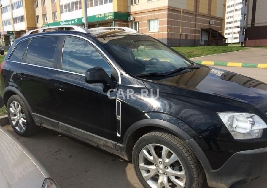 Opel Antara, Альметьевск