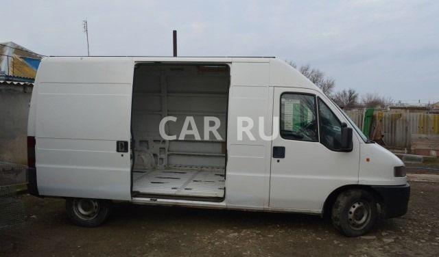 Peugeot Boxer, Астрахань