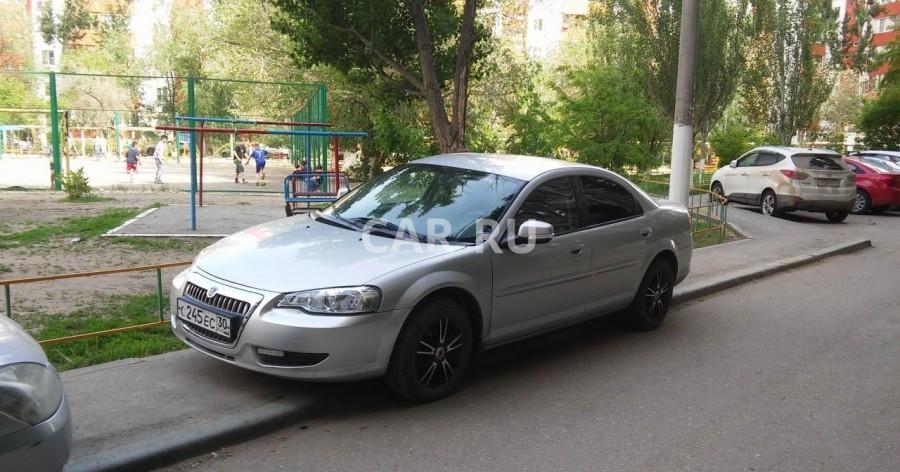 Газ Volga Siber, Астрахань
