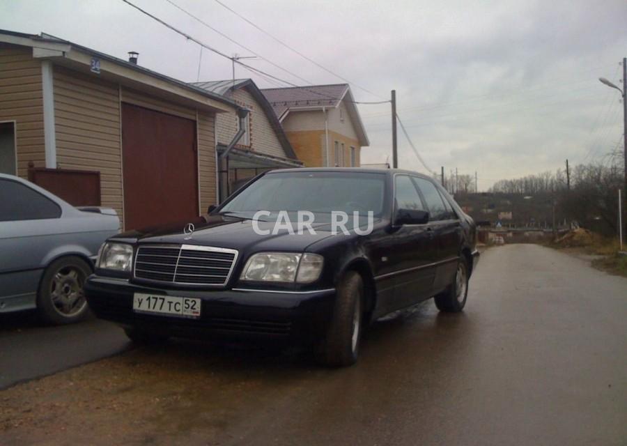 Mercedes S-Class, Арзамас