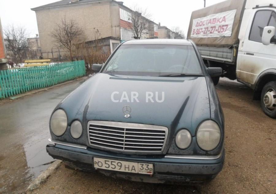 Mercedes E-Class, Александров