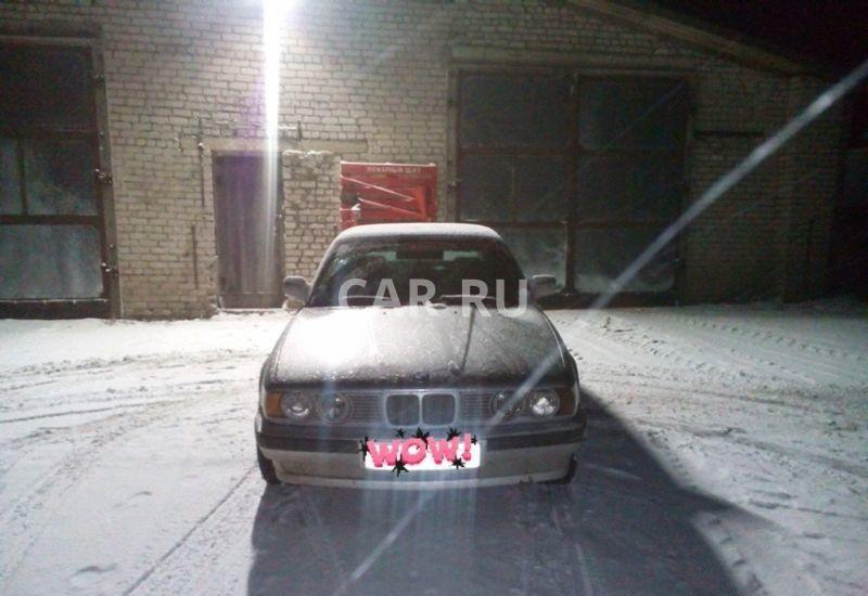 BMW 5-series, Бежецк