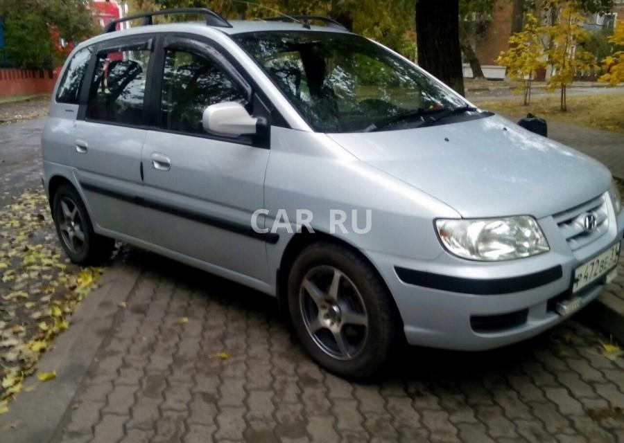 Hyundai Matrix, Белгород