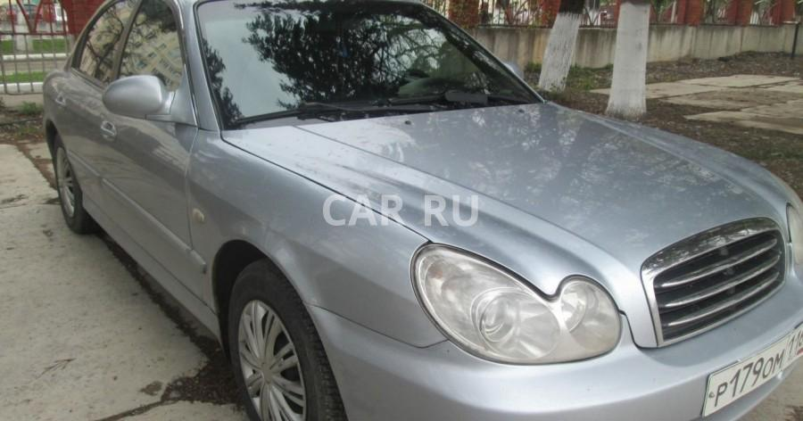 Hyundai Sonata, Альметьевск
