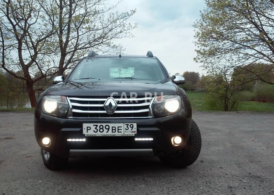 Renault Duster, Балтийск