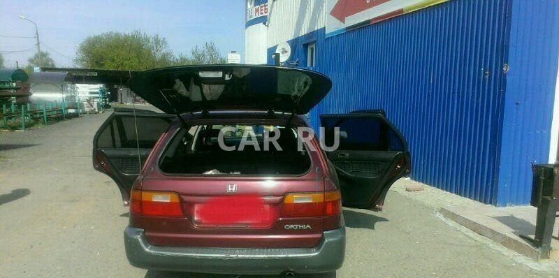 Honda Orthia, Александров