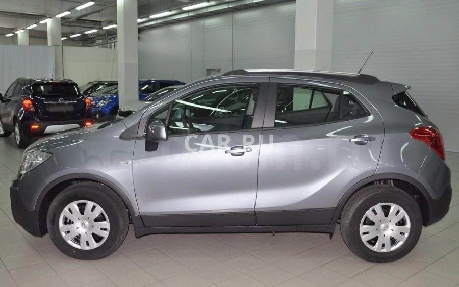 Opel Mokka, Белгород