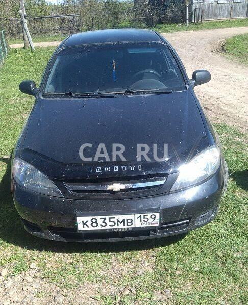 Chevrolet Lacetti, Барда