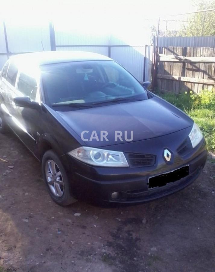 Renault Megane, Абдулино