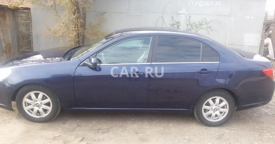 Chevrolet Epica, Астрахань