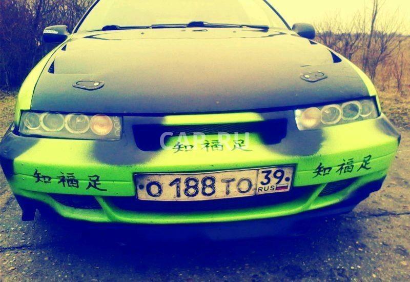 Opel Calibra, Багратионовск
