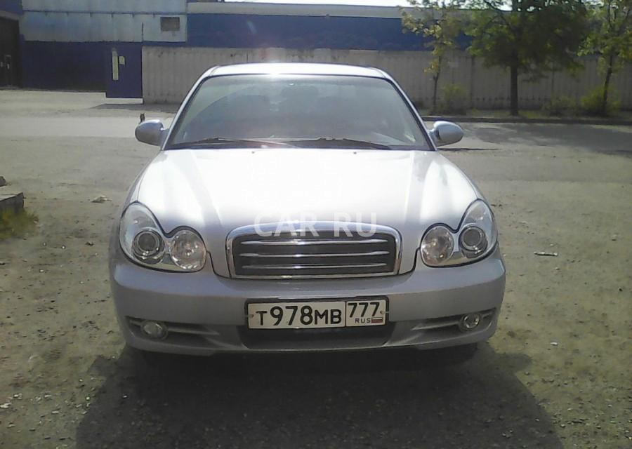 Hyundai Sonata, Балахна