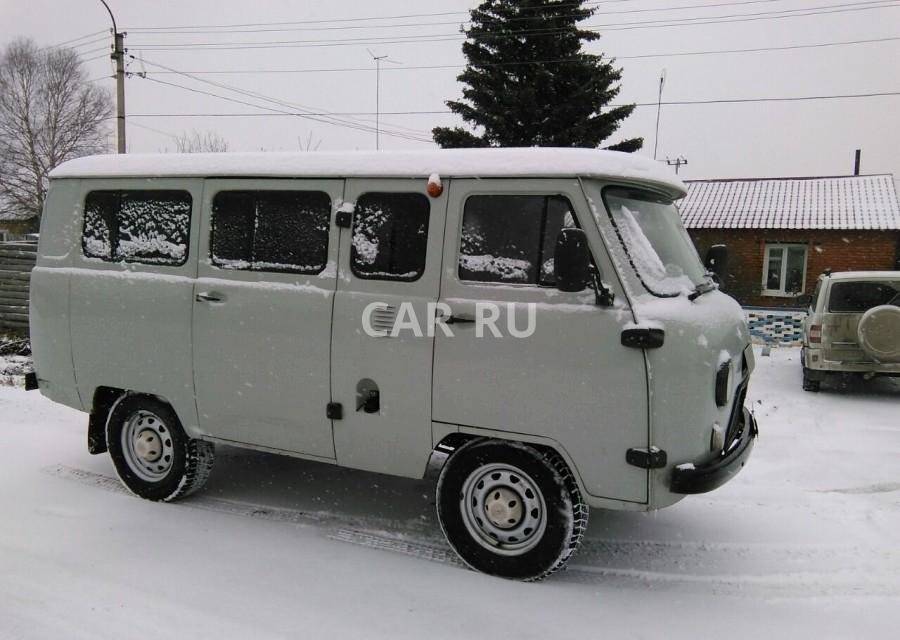 Уаз 2206, Ачинск