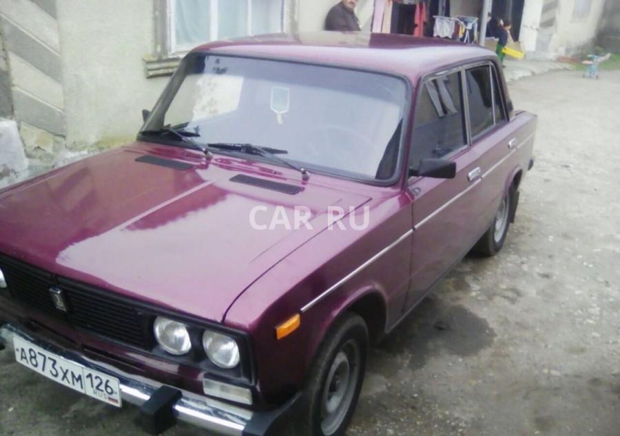Lada 2106, Баксан