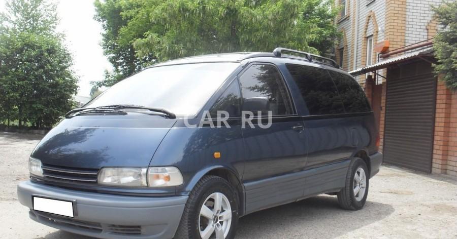 Toyota Previa, Астрахань