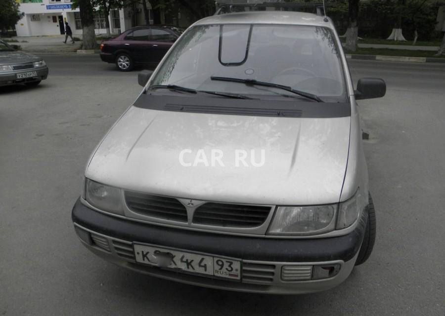 Mitsubishi Space Runner, Анапа
