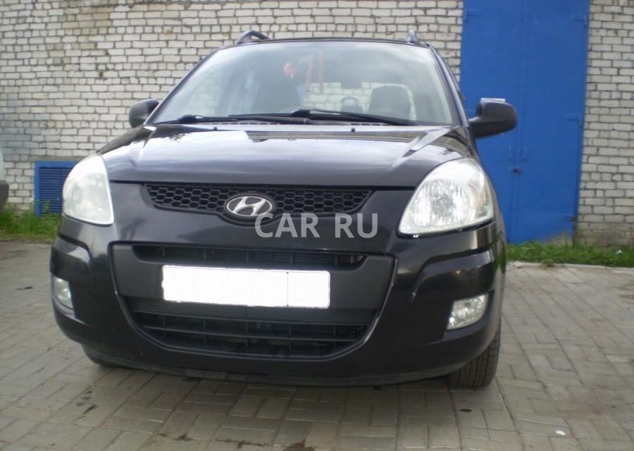 Hyundai Matrix, Балахна