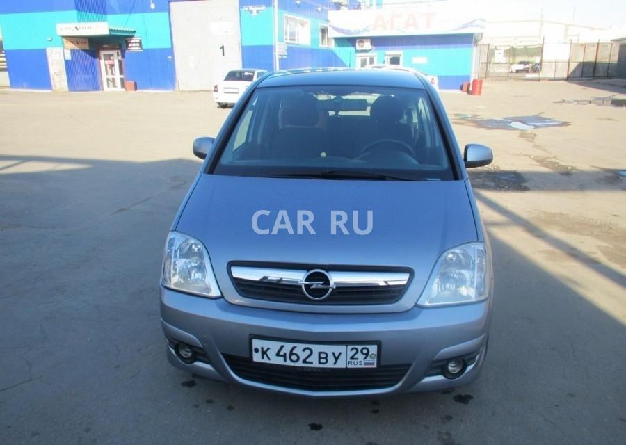 Opel Meriva, Архангельск
