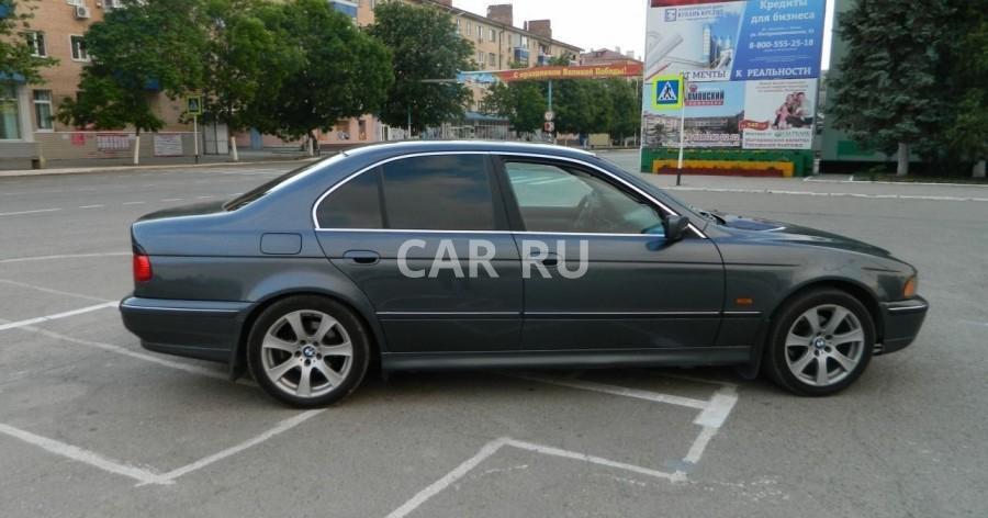 BMW 5-series, Абинск