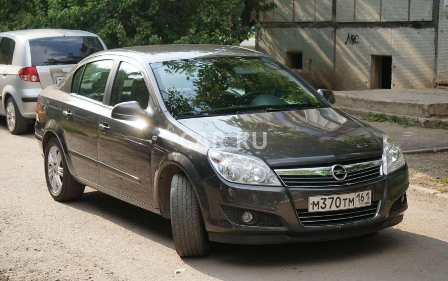 Opel Astra, Батайск