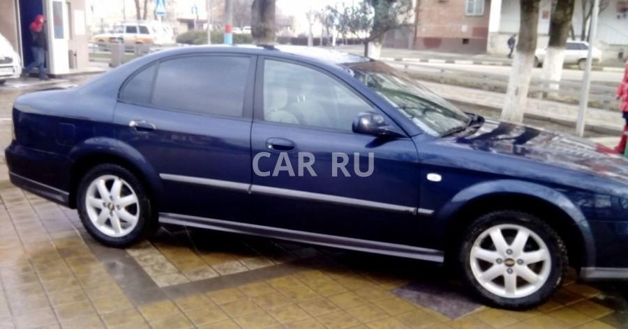 Chevrolet Evanda, Армавир