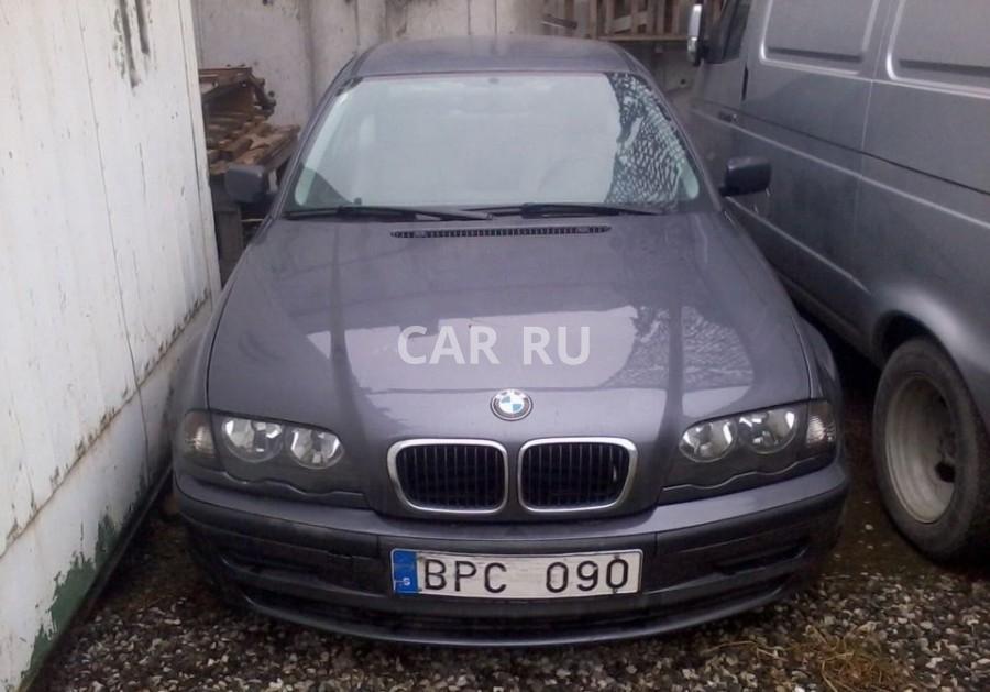 BMW 3-series, Аргун