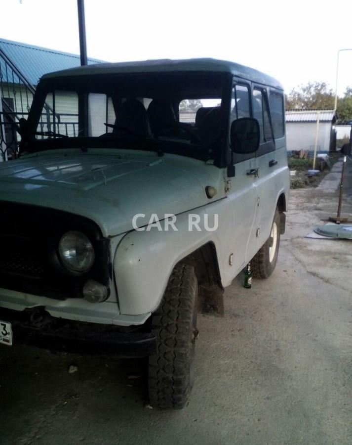 Уаз 31514, Абинск
