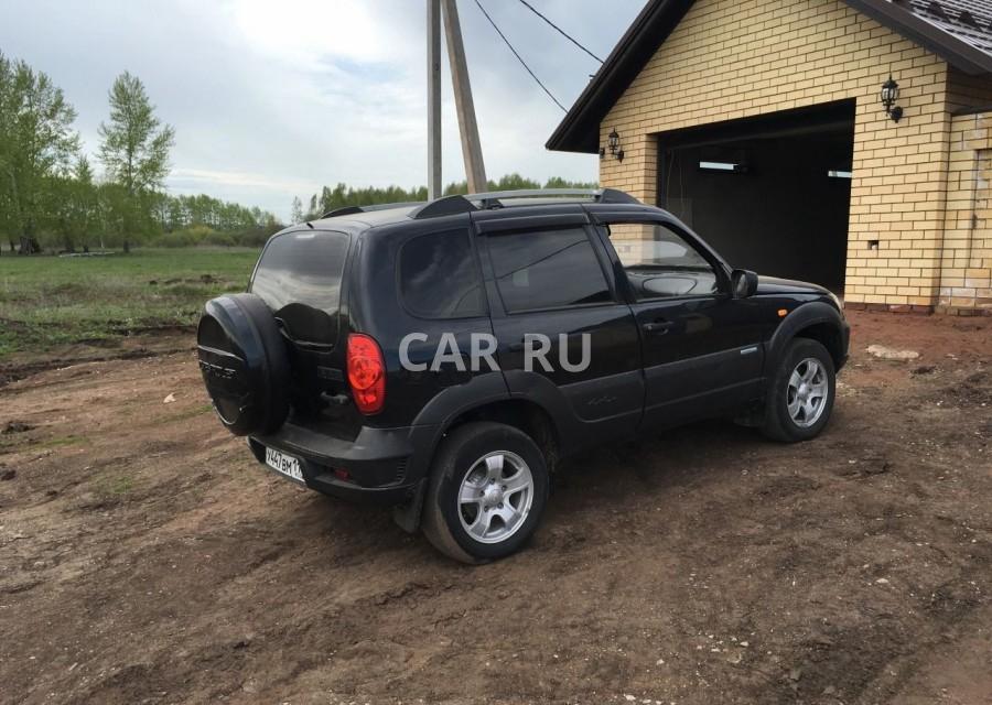 Chevrolet Niva, Азнакаево