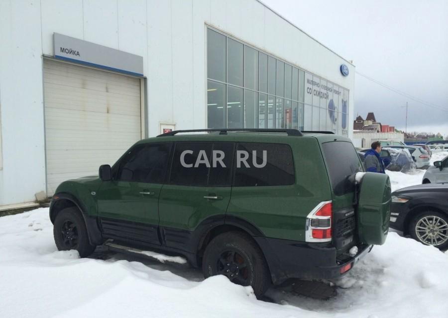 Mitsubishi Montero, Белгород