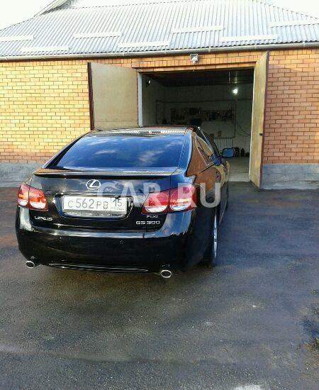 Lexus GS, Архонская