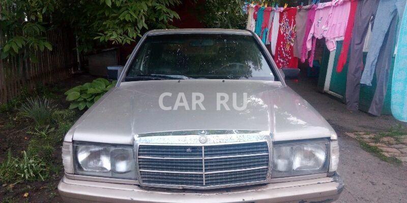 Mercedes 190, Азов