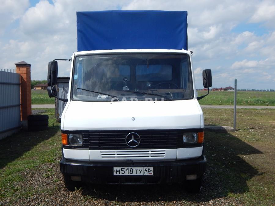 Mercedes T1, Белгород