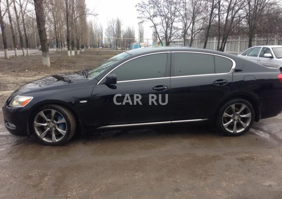 Lexus GS, Балашов