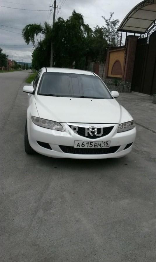 Mazda 6, Ардон