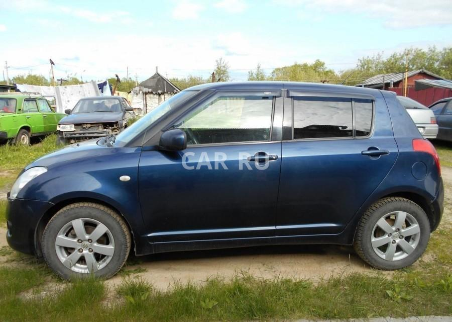 Suzuki Swift, Архангельск