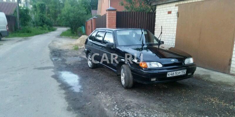 Lada Samara, Арзамас