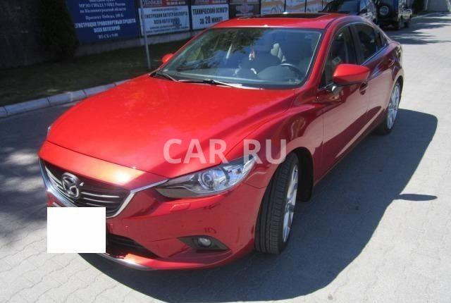 Mazda 6, Абинск