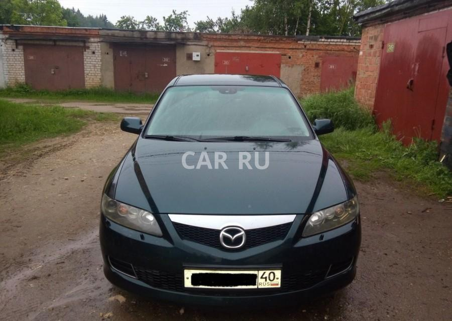 Mazda 6, Балабаново