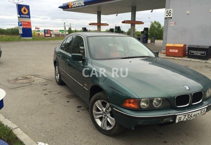 BMW 5-series, Апатиты