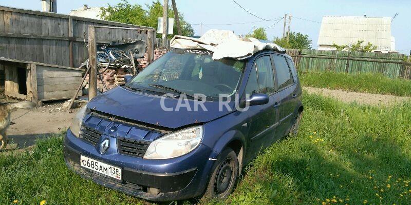 Renault Scenic, Ангарск