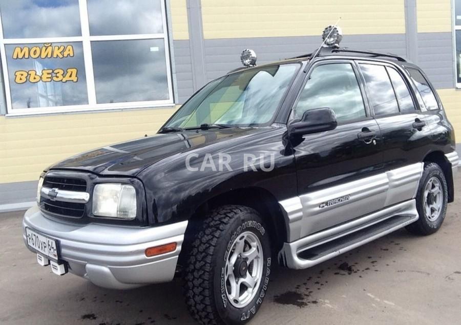 Chevrolet Tracker, Балашов