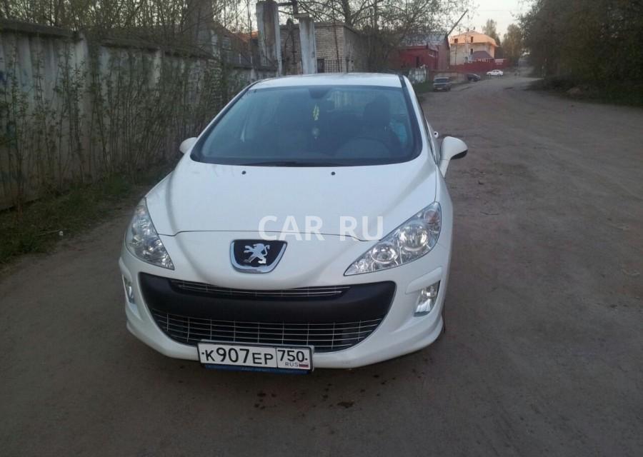 Peugeot 308, Александров