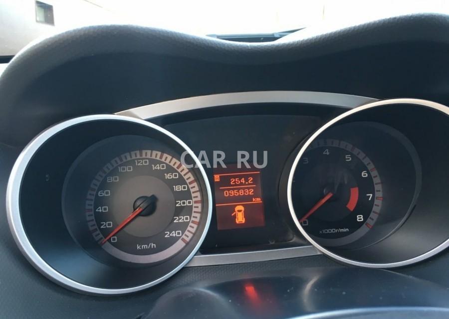 Mitsubishi Outlander, Барнаул
