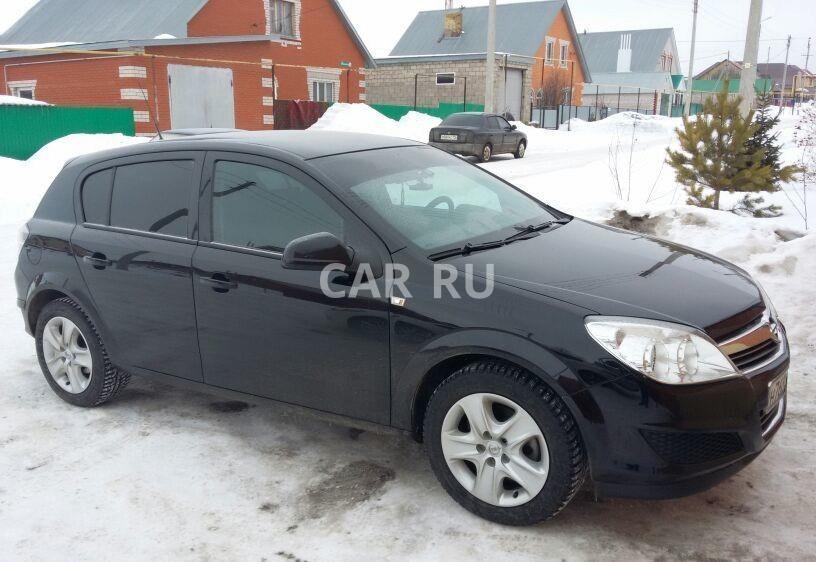 Opel Astra, Азнакаево