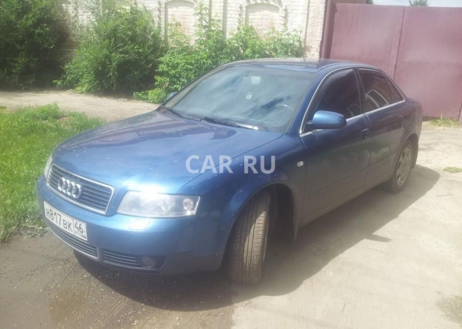 Audi A4, Балаково