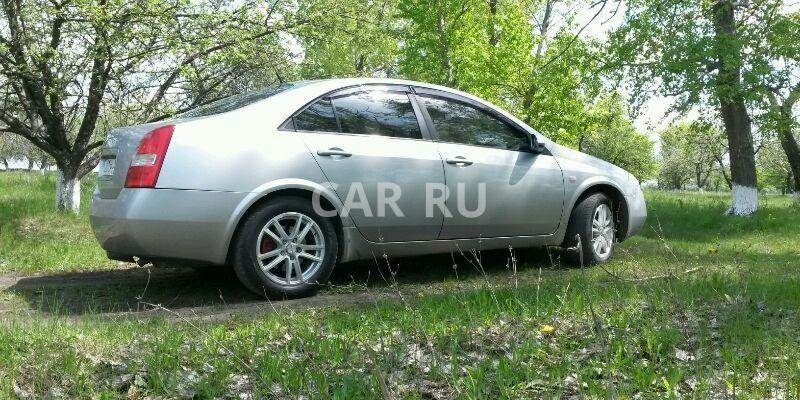 Nissan Primera, Алексеевка