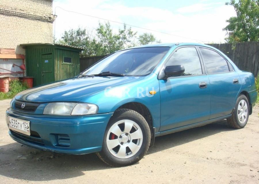 Mazda 323, Арзамас