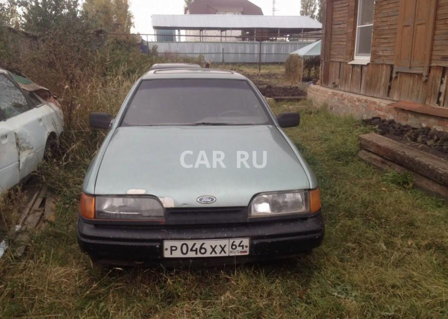 Ford Scorpio, Балашов