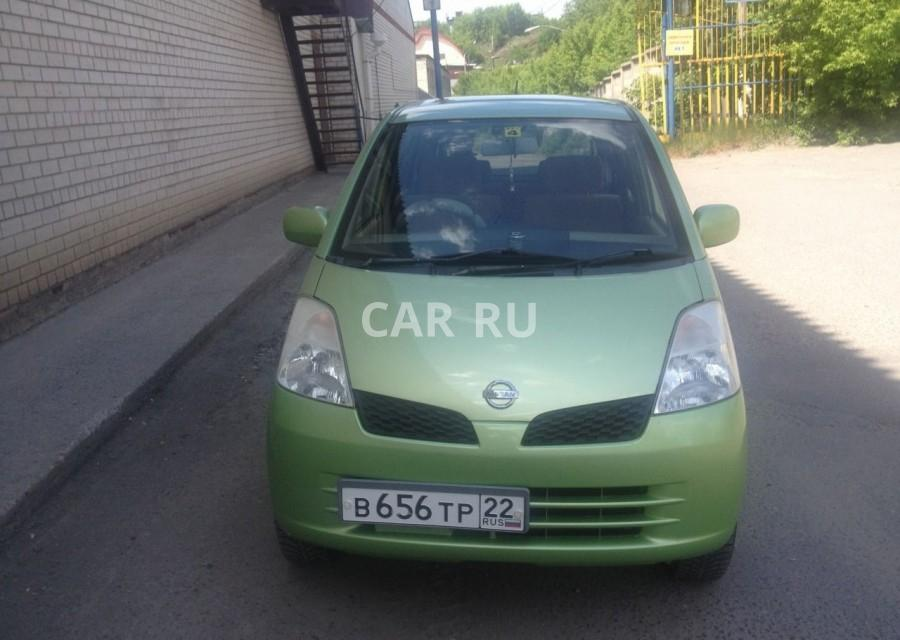 Nissan Moco, Барнаул